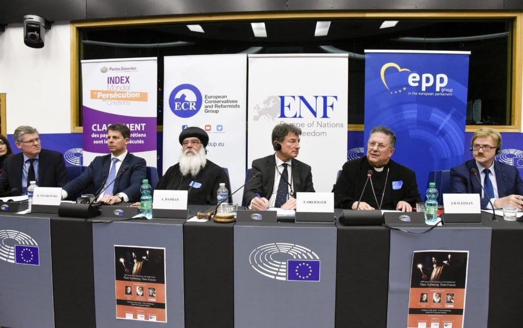 EU muss im Nahen Osten aktiv die Rechte von Christen einfordern